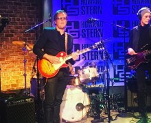 Joe Bonamassa on Howard Stern 2019