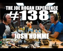 Joe Rogan Podcast: Josh Homme 2019 – Queens of the Stone Age