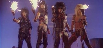 "Mötley Crüe Producer Talks ""Looks That Kill"" ""Shout at the Devil -Tom Werman Interview Excerpt"