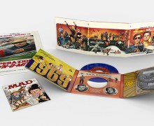 Once Upon a Time in Hollywood 4K Ultra HD/Blu-ray Collector's Edition + 45 Vinyl Record