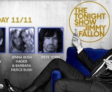 Pete Yorn on Jimmy Fallon 2019 – The Tonight Show – VIDEO