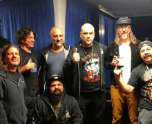 Phil Anselmo w/ Primus 2019 – Les Claypool – Tim Alexander – Larry LaLonde – Possessed