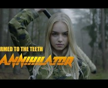 "Annihilator ""Armed To The Teeth"" Official Video Premiere 2019"