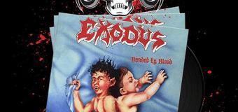 Exodus to Play Entire 'Bonded by Blood' Album @ Dynamo Metalfest 2020 w/ Gary Holt