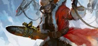 Megadeth Annual Christmas Card Contest 2019