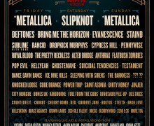 Metallica/Slipknot/Deftones @ Sonic Temple Festival 2020 – Columbus, OH – Tickets