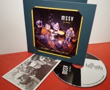MSSV 'Live Flowers' w/ Mike Watt, Mike Baggetta, Stephen Hodges