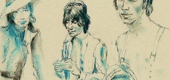 Ronnie Wood Prints Available For Purchase