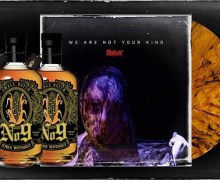 Slipknot Vinyl / Whiskey Bundles Available – 'We Are Not Your Kind'