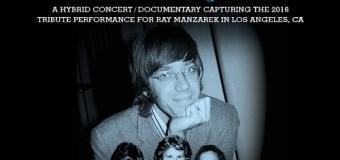 The Doors – Break on Thru – A Celebration of Ray Manzarek Documentary in Cinemas 1 Night Only
