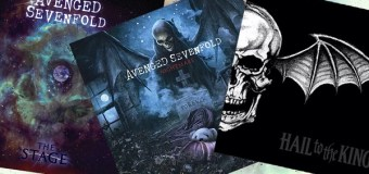 "Avenged Sevenfold's ""Hail to the King"" Named #1 Rock Song of the Decade by Amazon Music"