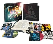 Def Leppard 'The Early Years 79-81' Box Set