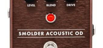 Fender Smolder Acoustic Overdrive Guitar Pedal – Setup – Tutorial – Purchase