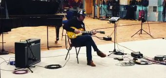 "Joe Bonamassa, ""That's a wrap…Thank you Abbey Road for the hospitality"" – New Music 2020 – VIDEO"