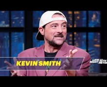 Kevin Smith on Seth Meyers 2020 – The Stickiest of Ickies Skit