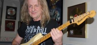 Ex-Judas Priest Guitarist K.K. Downing Signs Global Deal w/ Explorer1 Music Group