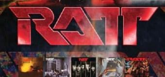 RATT 'The Atlantic Years 1984-1990' Box Set 2020