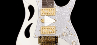 Steve Vai: Stallion White – Guitar 2020 – NAMM