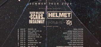 Faith No More / Korn / Helmet 2020 Tour – Denver, Salt Lake, Irvine, Phoenix, Dallas, Houston, Brooklyn, Toronto….
