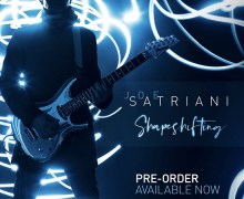 "Joe Satriani: 2020 New Album / Song – 'Shapeshifting' / ""Nineteen Eighty"""