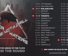 Roger Waters 2020 Tour Dates / Tickets – 2nd Nights in Philadelphia, Toronto, San Francisco