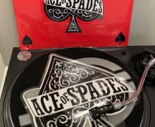"Motörhead ""Ace of Spades"" 40th Anniversary Die-Cut Picture Disc Single Announced – 2020"