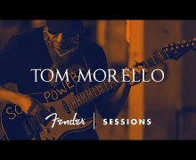 Fender Sessions: Tom Morello Talks 'Soul Power' Strat, Influences & Performs Improvised Set