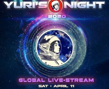 Bob Weir on Yuri's Night Global Webcast w/ NASA Astronaut Scott Kelly 2020