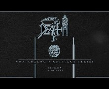 Death: 1990 Tijuana Concert Released For The First Time – Listen – Chuck Schuldiner