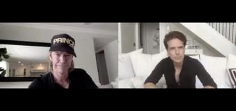 Richard Marx & Duff McKagan Talk Social Distancing, Guns N' Roses Tour, Fitness, Mindfulness