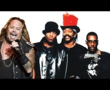 "Mötley Crüe / Cameo Mashup – ""Girls, Girls, Girls"" & ""Word Up"" + ""Shout at the Devil"" VIDEO – Crümeo"