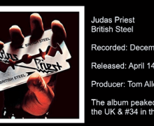 K.K. Downing Talks Judas Priest 'British Steel' – The Beatles -Tittenhurst Park – full in bloom Interview Excerpt