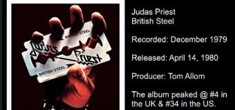 K.K. Downing Talks Judas Priest 'British Steel' – The Beatles -Tittenhurst Park – full in bloom Interview Excerpt