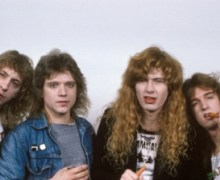 Megadeth Producer Talks 'Peace Sells' Band Drug Use During 1986 Album Recording Sessions – Interview Excerpt