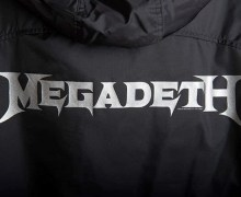 Guitarist Chris Broderick Selling Super RARE Megadeth 2010 Tour Holloway Jacket