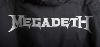 Guitarist Chris Broderick Selling Super RARE Megadeth 2010 Tour Holloway Jacket