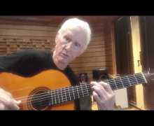 "The Doors ""Spanish Caravan"" Guitar Lesson w/ Robby Krieger"