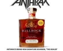 "Anthrax ""The Healer"" Limited Bourbon by Hillrock Estate Distillery"