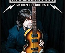 Tesla: Brian Wheat Book 'Son of a Milkman' w/ Foreword by Def Leppard's Joe Elliott – Autobiography