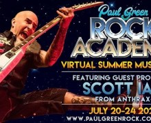 "Anthrax's Scott Ian: ""Wanna be in a band with me this summer? Metal Camp is back!"" – Register – 2020"
