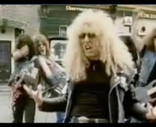 "Twisted Sister's Eddie Ojeda, ""This Is The Pub In London Today Where We Shot The ""You Can't Stop Rock N' Roll"" Video"""