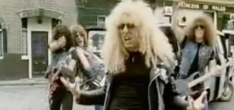 """Twisted Sister's Eddie Ojeda, """"This Is The Pub In London Today Where We Shot The """"You Can't Stop Rock N' Roll"""" Video"""""""