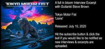 Tokyo Motor Fist-Featuring Trixter / Danger Danger Members-Release New Album 'Lions' 2020 – Interview Excerpt