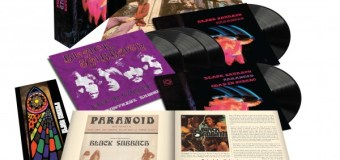 Black Sabbath 'Paranoid' 50th Anniversary Super Deluxe 5 LP / 4 CD Edition Announced – 2020