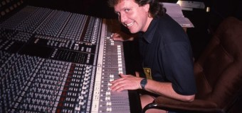 """Iron Maiden Release Martin Birch Statement…Bruce Dickinson, """"Martin was a mentor who completely transformed my singing"""""""