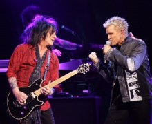 Billy Idol & Steve Stevens Recording New Songs 2020 – Butch Walker – Sam Hollander