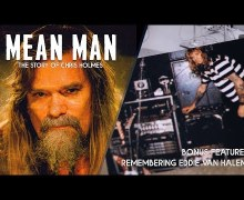 Ex-W.A.S.P. Guitarist Chris Holmes Talks Eddie Van Halen – Bonus Interview Feature from MEAN MAN Documentary