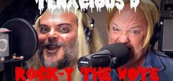 """Tenacious D """"Time Warp"""" Cover – 7″ Vinyl – Rock the Vote 2020 – The Rocky Horror Picture Show"""