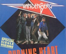 "Vandenberg ""Burning Heart"" Inside the Song w/ Adrian Vandenberg – 2020 Interview Excerpt"