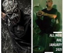Ex-Mushroomhead Vocalist Talks New Band / Album – A Killer's Confession – Colon Cancer Diagnosis – 2021